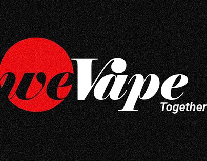 wevape | Brand identity