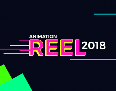 Animation Reel | 2018