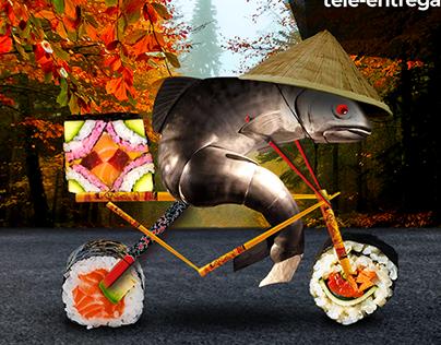 Social Media - T'Maggo Sushi