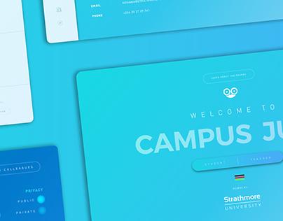 Juba: Online Degree System
