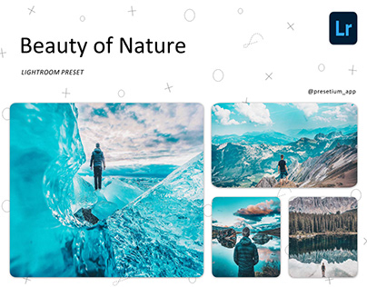 Free Lightroom Preset Every Day - Beauty of Nature