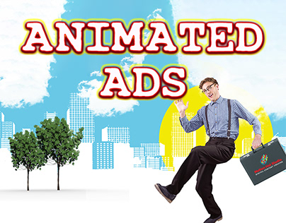 Animated Ads for Social media