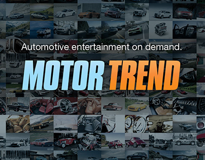 Motor Trend on Google TV
