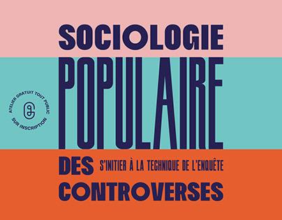 Forccast x La Gaîté Lyrique – Poster design