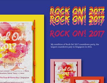 Rock on! 2017