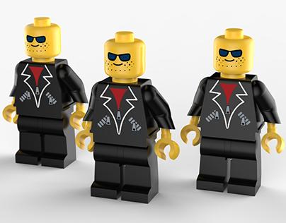 LEGO - Mafia