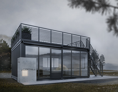 Дизайн-проект офиса в Литве