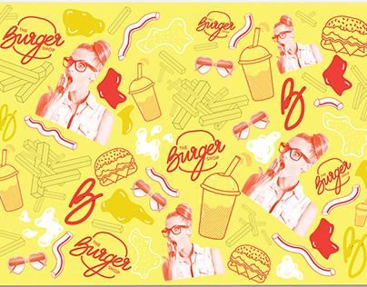 The Burger Shop.
