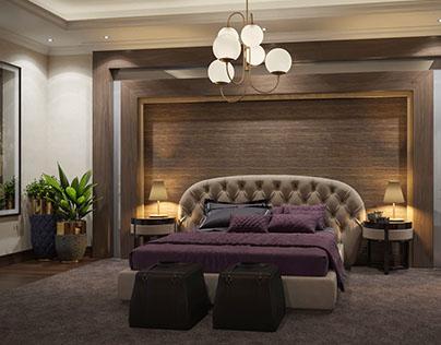 Naser Master Bedroom