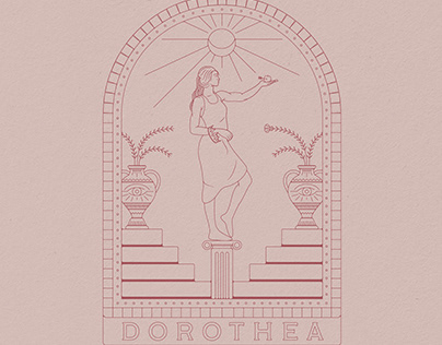 Dorothea Illustration