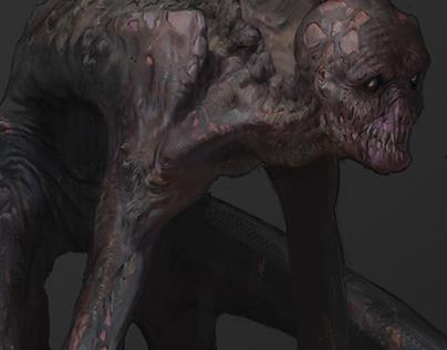 CARGO FILM - Creature Design