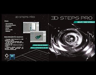 3D Steps pro Video Tutorials