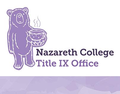 Title IX Reporting Materials
