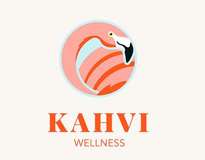 Kahvi Wellness: a tropical coaching brand