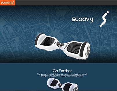Scoovy Website