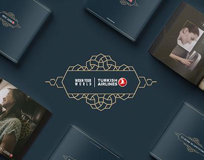 Turkish Airlines Business Class Branding Book