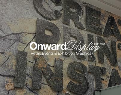 Onward Display Website
