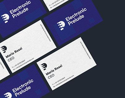 Electronic Prelude Brand Identity