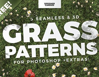 Free Grass Patterns / Textures