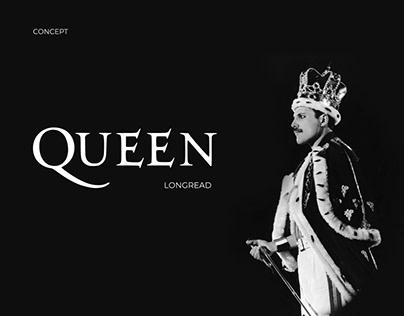 Longread Queen
