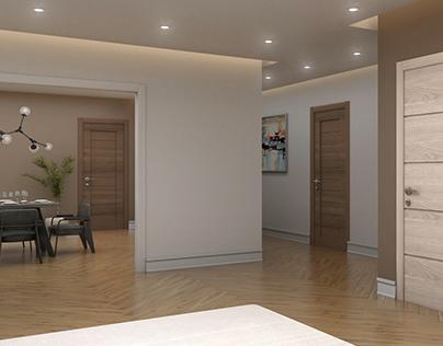 Diseño de Puertas Interiores