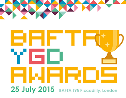 BAFTA Young Game Designers Awards Brochure 2015