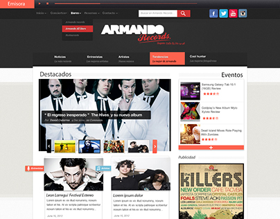 Armando Records 2013