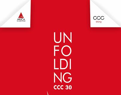 CCC 30 Portfolio   Website + Brochure