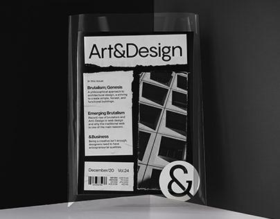 Art&Design | Editorial Design