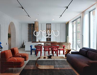 Apartament in New York