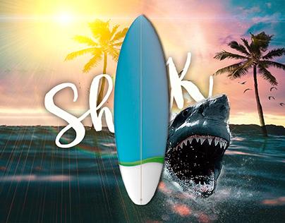 Shark Surfboards Design