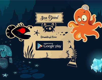 Sea Devil Adventures Game Design