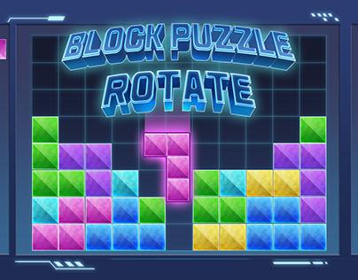 Block Puzzle Rotate