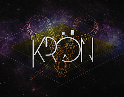 """KRÖN"" Branding & Graphic ID"