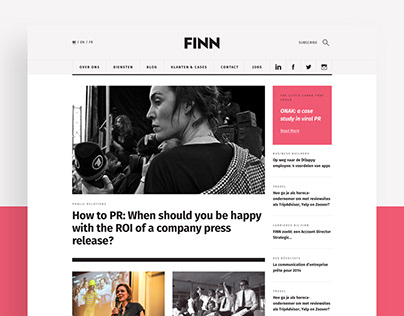 FINN Web Design