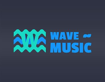 WAVE MUSIC | BRANDING AND WEBSITE