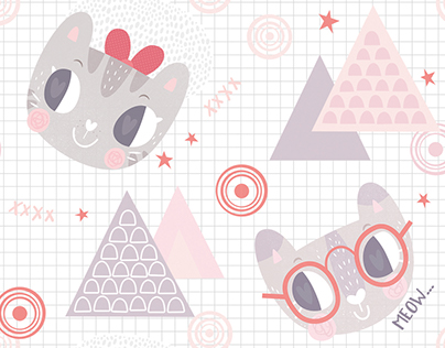 Kitty Face Designs