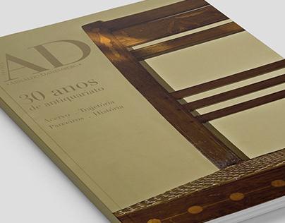 AD - Arnaldo Danemberg 30 anos