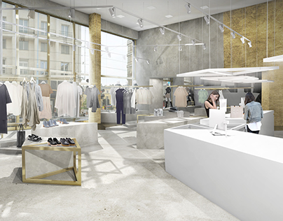 COS Store- Warsaw, Poland