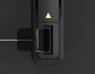 FLOW / iPhone Dock