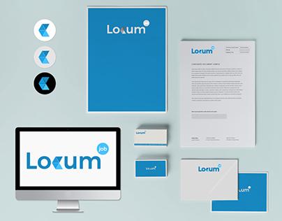 Locum Job (Logo Design)