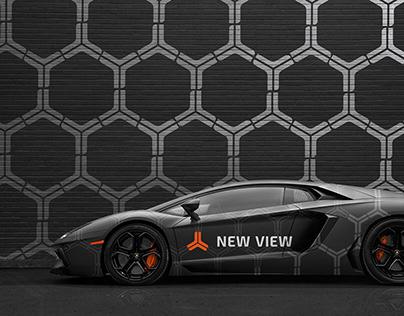 New view auto | Corporate identity