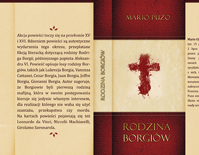 """The Borgias"" Booklet"