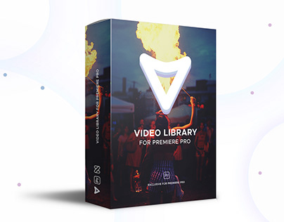 Video Library for Premiere Pro