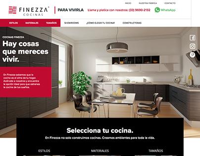 cocinasfinezza.com