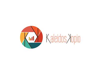 Kaleidoskopio - Identidad Visual - App Design