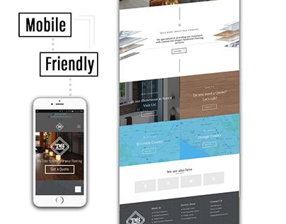 Hardwood Flooring Website