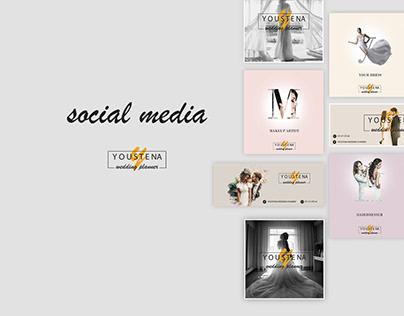 Wedding Planner Social Media
