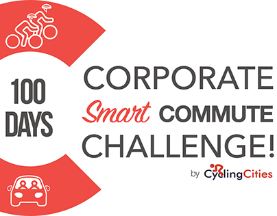Logo for Corporate Smart Commute Challenge!