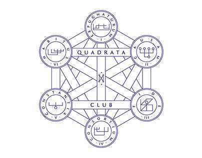 Reebok Quadrata Club
